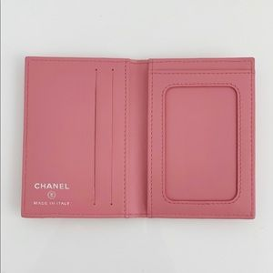 CHANEL Bags - Chanel Quilted Card Holder